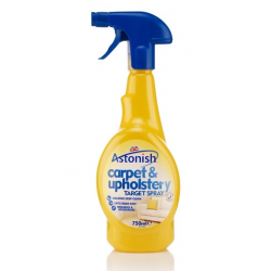 ASTONISH SPRAY CARPET UPHOLSTERY DO DYWANÓW I TAPICEREK 750ML