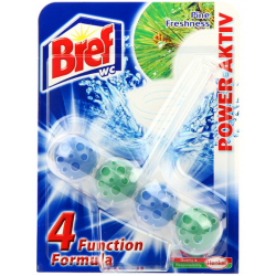 BREF POWER ACTIVE KULKI ZAWIESZKA DO WC PINE 51G