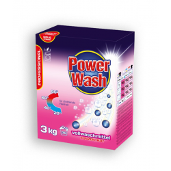 POWER WASH 3KG DO PRANIA UNIWERSALNY