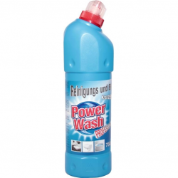 POWER WASH ŻEL DO WC NIEBIESKI MORSKI 750 ML