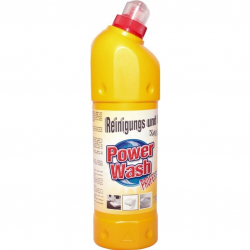 POWER WASH PROFESSIONAL ŻEL DO WC ŻÓŁTY 750 ML