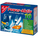 TABLETKI DO ZMYWARKI G&G POWER-ACTIV 40SZT