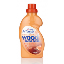 ASTONISH WOOD FLOOR POLISH DO DREWNA MANDARYNKA I CYNAMON